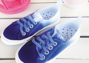 "LE MIE SNEAKER ""DIP AND DYE"""